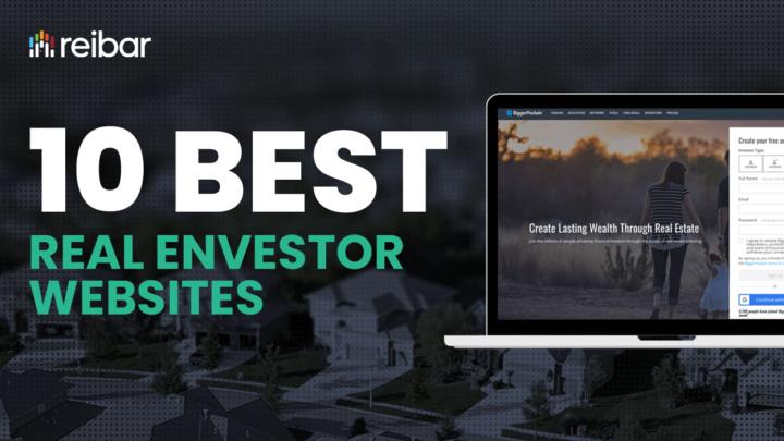 10 best websites for real estate investors