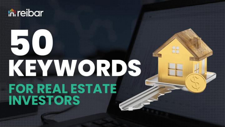 50 keywords for real estate investors