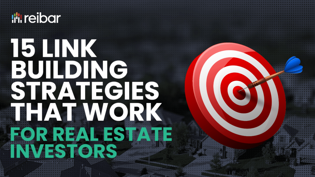 link building strategies for real estate