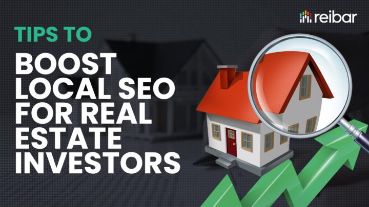 local SEO for real estate investors