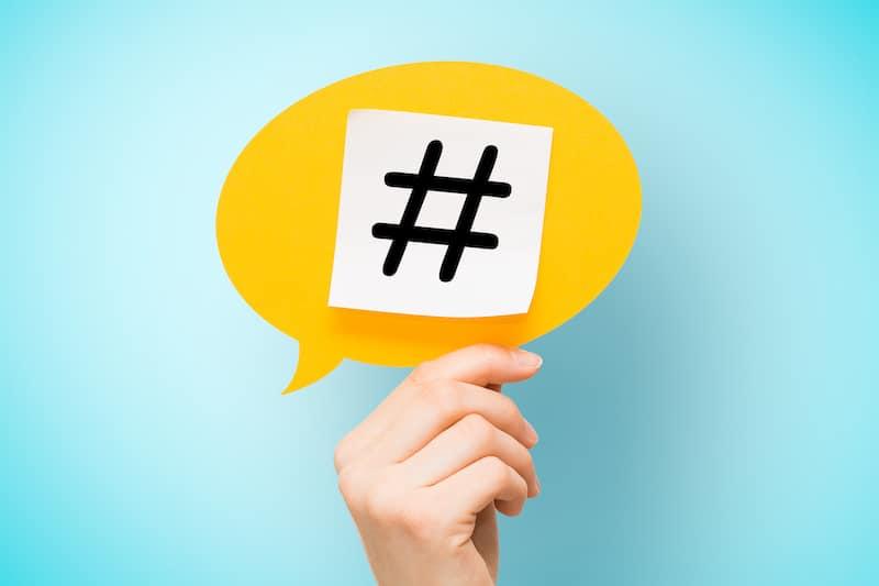 social media hashtag for real estate