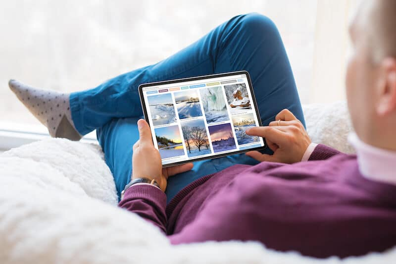 scout out Pinterest boards for real estate investors